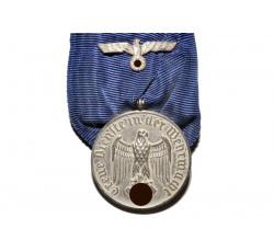 Медаль За верную службу в Вермахте 4 года