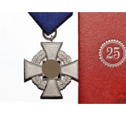 Крест За 25 лет Верной Службы для Гражданских Чинов
