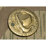 Памятный значок 29- 30 MAI 1937 GAUTAG WESER-EMS IN OLDENBURG