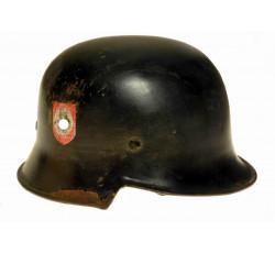 Каска-шлем военного пожарника. Германия, 1940-е гг.