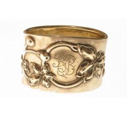 Старинное русское кольцо для салфеток