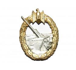 Знак Береговая артиллерия Кригсмарине