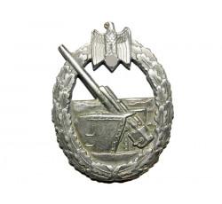 Квалификационный знак Береговая артиллерия Кригсмарине