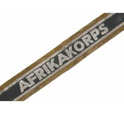 AFRIKAKORPS манжетная лента